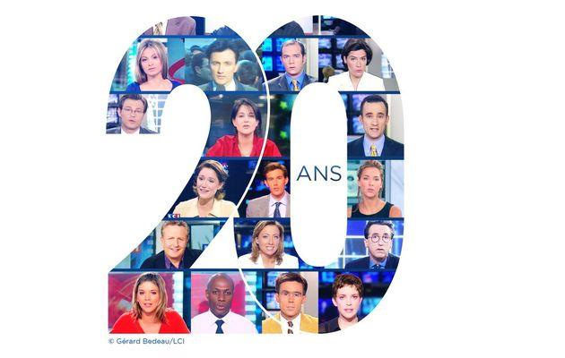 LCI fête ses 20 ans du 20 au 29 juin 2014