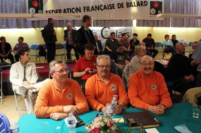 30-31 mars et 1 avril 2012 à Calais.