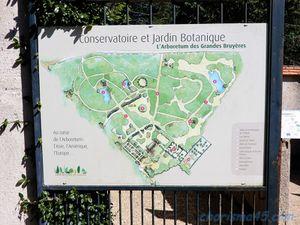 Promenade dans le Loiret, Arborétum de grandes bruyères (Voyages en camping-car)