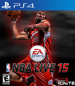 NBA LIVE 15 RETARDÉ !