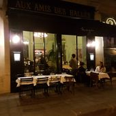 Margùs (Paris 1) : Restons Groupés ! - Restos sur le Grill - Blog critique des restaurants de Paris indépendant !