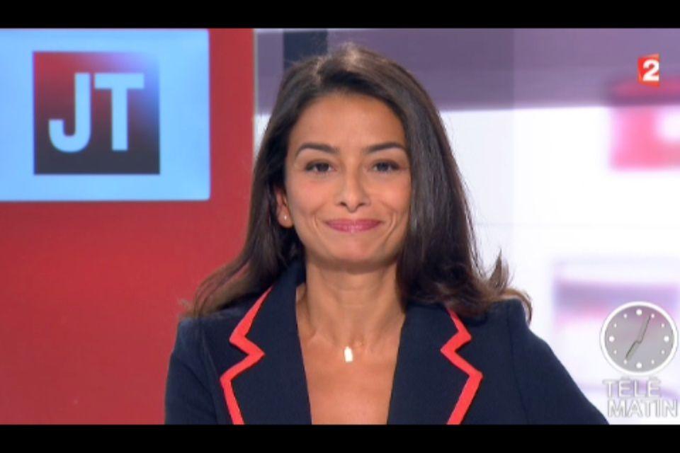[2012 08 08] SAMAH SOULA - FRANCE 2 - LE JOURNAL @07H00
