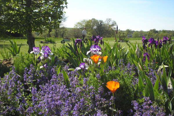 Ça sent bon le printemps en Aveyron !!!