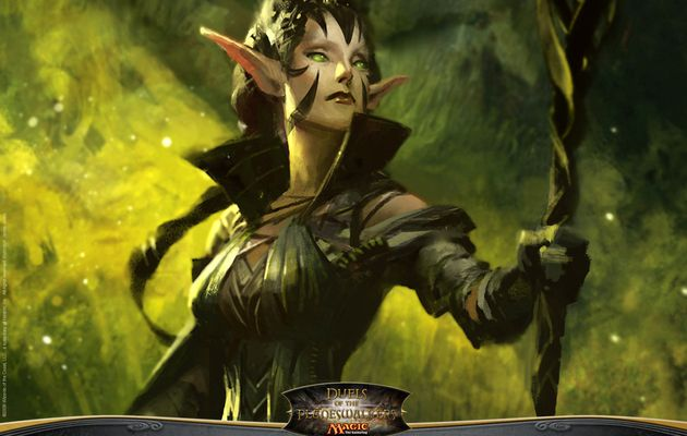 Magic the Gathering duel of the planeswalkers sur PS3 : le big bad beat