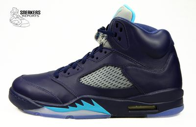 Nike Air Jordan V rétro Pré Grape