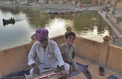 Jaisalmer (8) .... Finale 2019 (5) : un dernier merveilleux site avant le départ