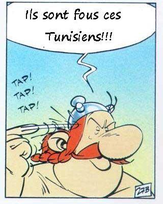 Ils Sont Fous Ces Tunisiens!!