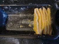Brioche Feuilles Au Citron