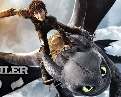 """Watch """"How to Train Your Dragon 3"""" - Movie Streaming HD-1080p"""