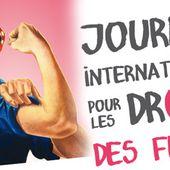 8 mars - Journée Internationale des Droits des Femmes (albums, livres, liens) -