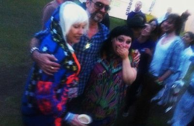 Waouh! George et Beth Ditto !