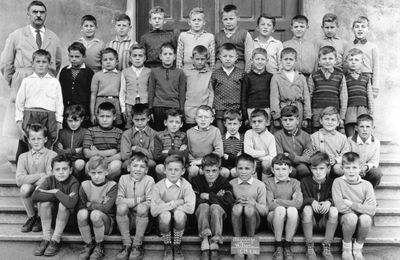 Photos de classes de l'école Wilson à Algrange - Norbert WURCLER