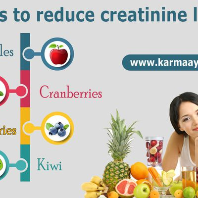 Fruits To Reduce Creatinine Level