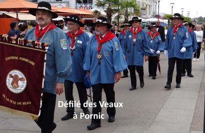8ème Grand Chapitre de la Confrérie Pornicaise de la Tête de Veau.