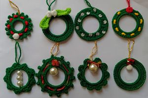 the serial crocheteuses & more n° 566 : couleurs de noël