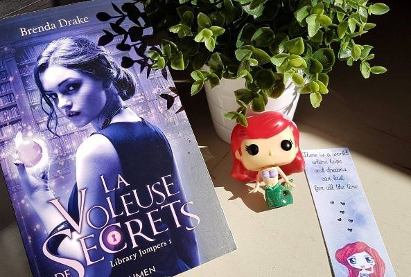 Library Jumpers, tome 1 : La voleuse de secret