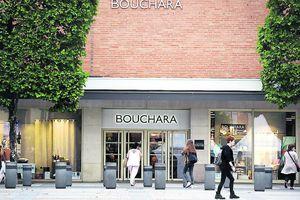 Comment les commerces appliquent les nouvelles jauges ?Chez Bouchara, rue Le-Bastard, la jauge est limitée à 133 personnes.