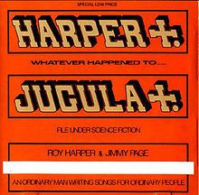 Jimmy Page & Roy Harper Whatever Happened To Jugula 1985