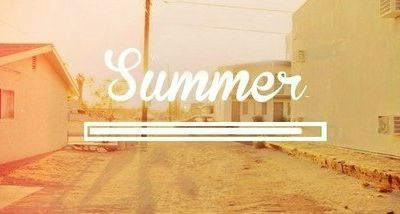 ☼ • Summer time • ☼