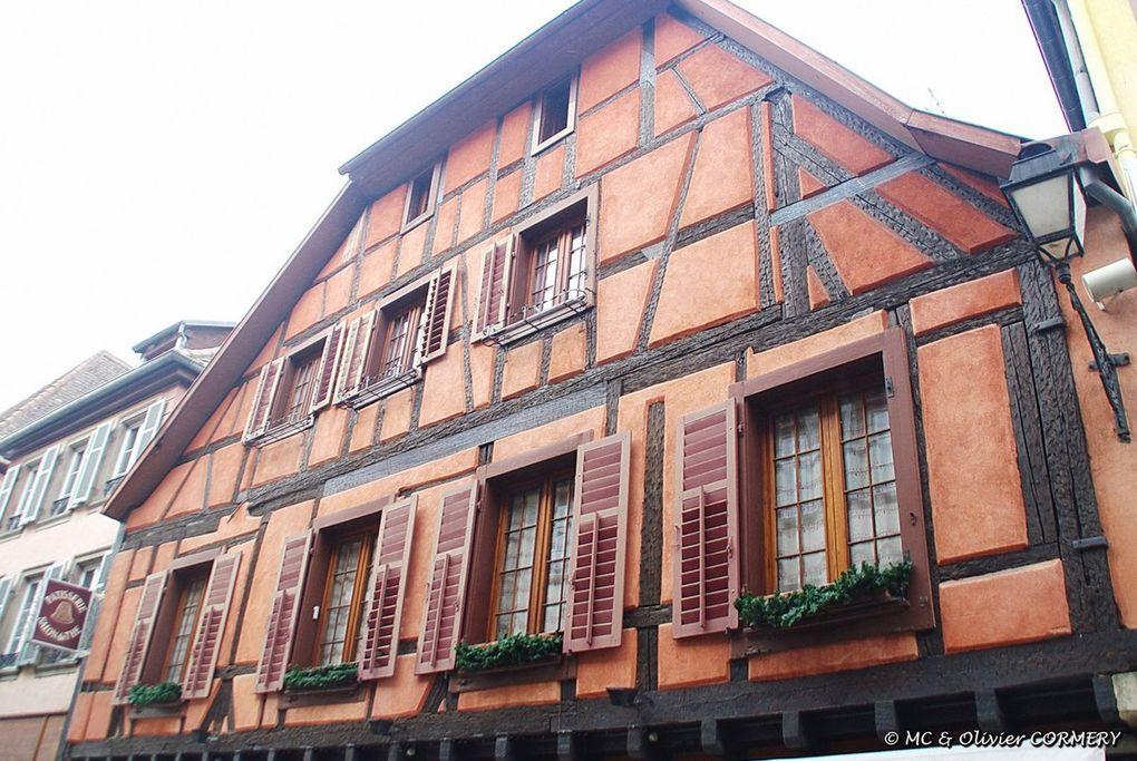 Villages Alsaciens ...