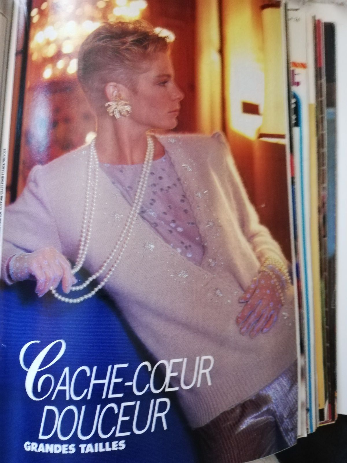Tuto tricot et broderie