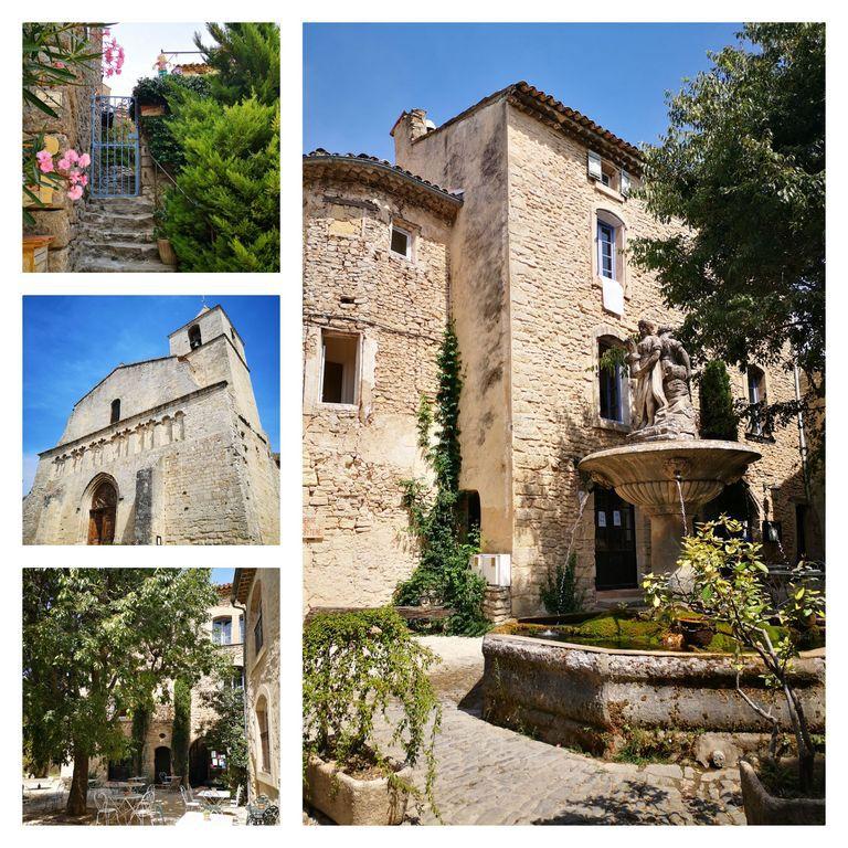Saignon, séduisant village de Provence