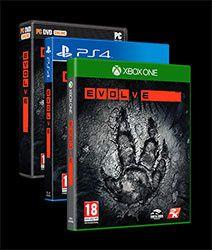 Un gros patch a la sortie de #Evolve ! #PS4 #XboxOne