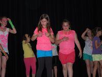 Stage Zumba (09/07-12/07)