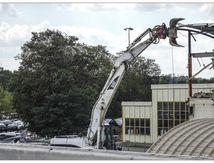 72 - Le Mans Acti-Sud - Démolition, construction - Sarthe
