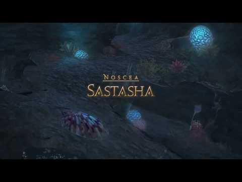[Final Fantasy 14] Instance Sastasha en mode normal