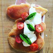 Ballotines de volaille mozzarella & basilic - Les recettes de Mumu