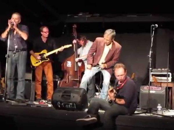 les rivets sauvages, un groupe qui est un pan complet de l'histoire du rock clermontois