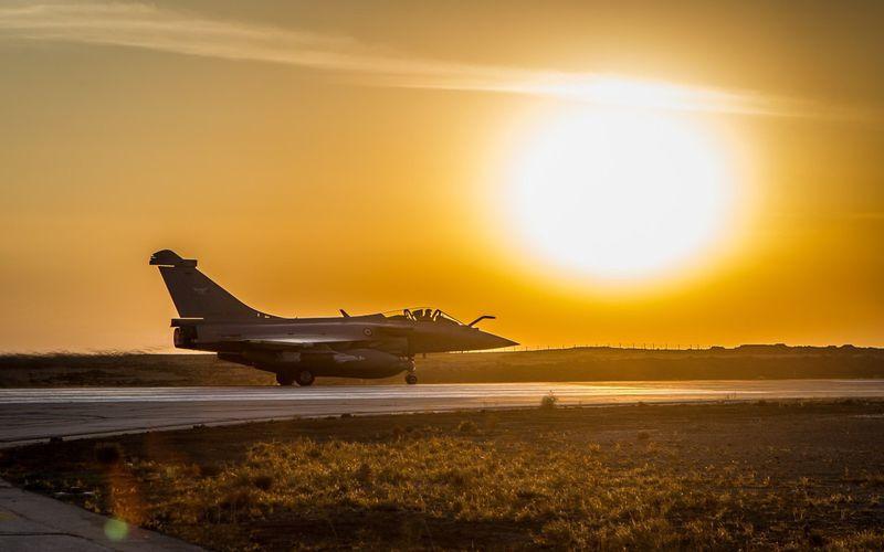 Chammal : Deux Rafale de l'Armée de l'Air renforcent le dispositif engagé en Jordanie