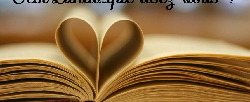 C'est Lundi...que lisez-vous ? #16