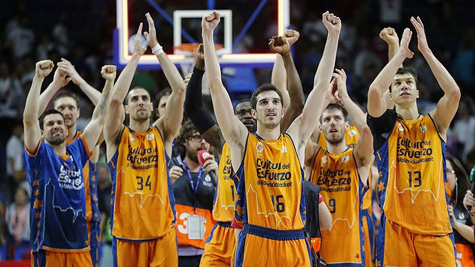 ACB: Valence fait tomber le Real Madrid