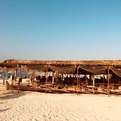 Tent Jumeirah : le beach restaurant le plus original de Dubaï