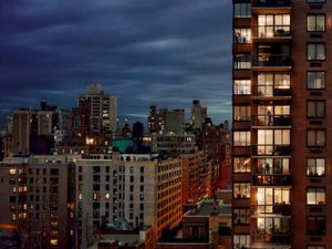 Out my window - New-York