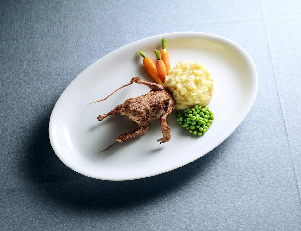 Food Design Mini Chroniques Culinaires by Arno Roch
