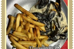 Moules marinières - THERMOMIX