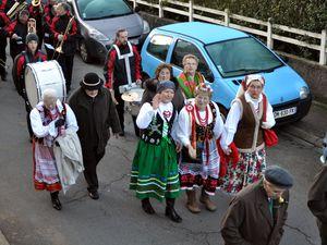 Sainte Barbe des Mineurs d'Algrange en 2014