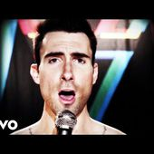 Maroon 5 - Moves Like Jagger ft. Christina Aguilera (Official Music Video)