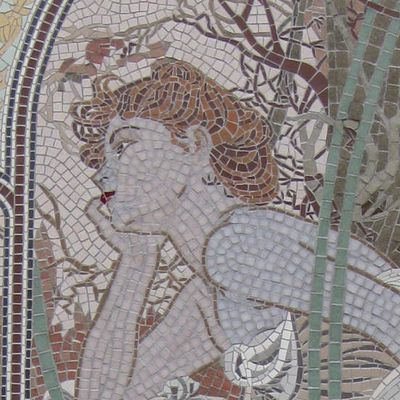 Mozaique, Patricia Zygomalas