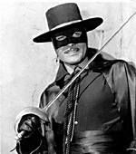 Zorro est-il Gothique ?