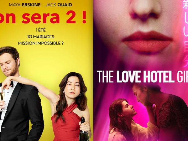 On sera 2! et Love Hotel Girl, deux romances d'été en VOD