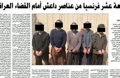 Irak : Des Français affirment avoir subi torture, coercition