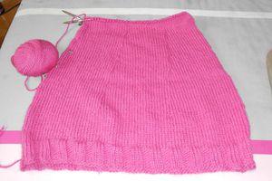 De retour ..... pour l'amour du tricot