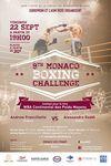 Monaco: Boxe à l'Espace Léo Ferré le 22 septembre avec Andrew Francillette et Alessandro Goddi vedettes !