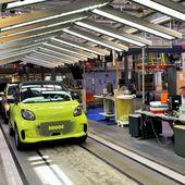 Industrie. Mercedes met Smartville en vente à Sarreguemines-Hambach et cherche un repreneur