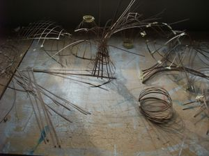 Thème : micro musée - Thème : figer le mouvement