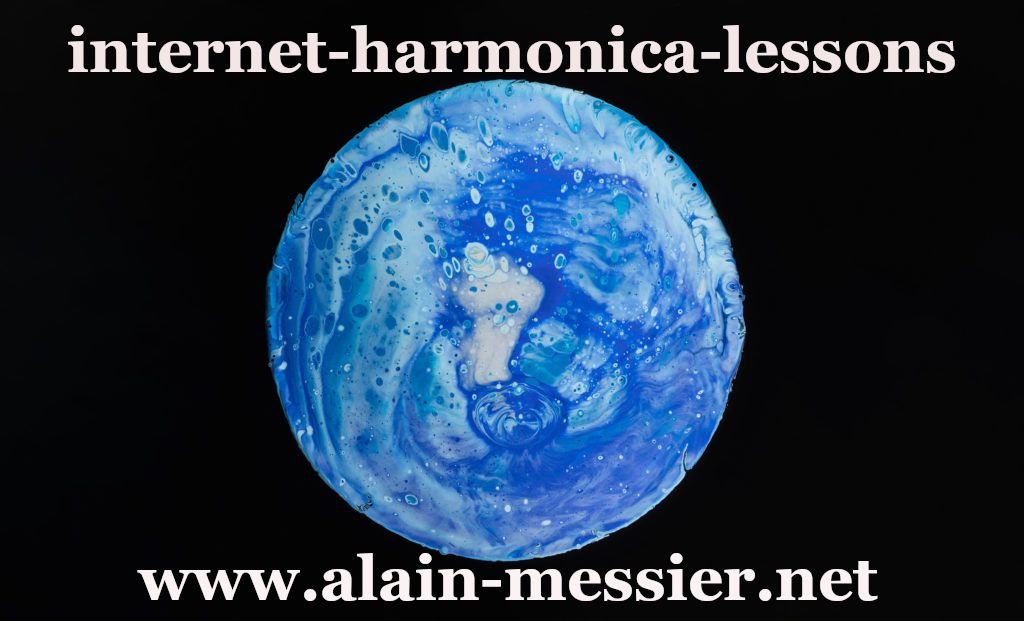 Harmonica / Cours / Lessons / Tabs